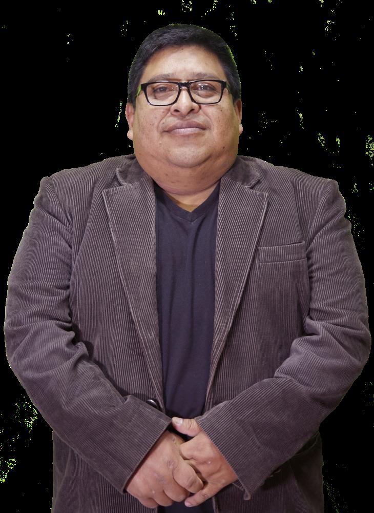 Eugenio Quituizaca Locutor